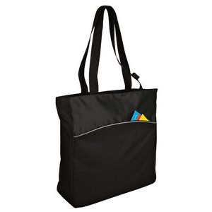 Port Authority� Two-Tone Colorblock Tote