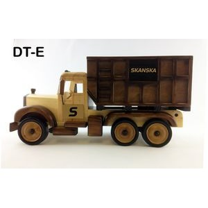Wooden Dump Truck w/ Jelly Bellys
