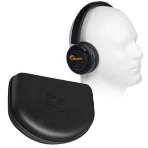 Wireless Noise Cancelling Headphones w/Inline Microphone