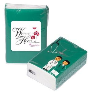 Mini Tissue Packet (Doctor & Nurse)