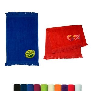 "Velour Sport Towel (11"" x 18"")"