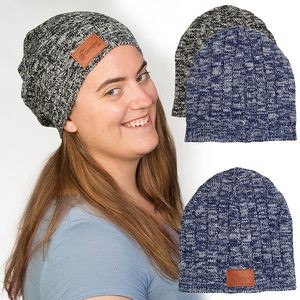 Leeman™ Heathered Knit Beanie