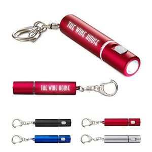 Light-Up-Your-Logo Key Flashlight