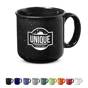 15 Oz. Campfire Ceramic Mug - Colors