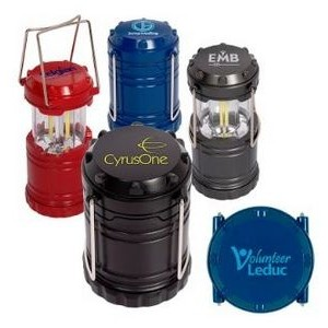 Mini COB Camping Lantern-Style Flashlight (Overseas)